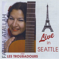 Fathia and Les Troubadours - French Gypsy Music in Seattle — Fathia Atallah