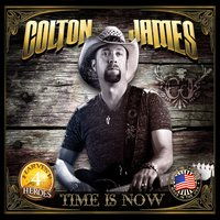 Time Is Now — Colton James