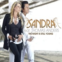 The Night Is Still Young — Sandra