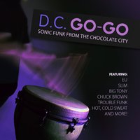 D.C. Go-Go - Sonic Funk from the Chocolate City — сборник