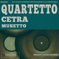 Musetto — Quartetto Cetra
