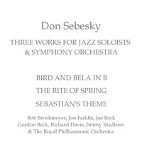 Three Works — Don Sebesky