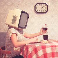 TV Dinner — MOOD ROBOT