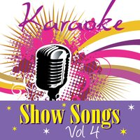 Karaoke - Show Songs Vol.4 — Karaoke
