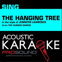 The Hanging Tree (In the Style of the Hunger Games) — Karaoke