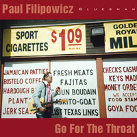 Go For The Throat — Paul Filipowicz