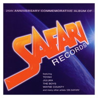 25th Anniversary Commemorative Album of Safari Records — сборник