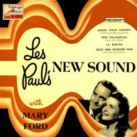"Vintage Vocal Jazz / Swing Nº 53 - EPs Collectors, ""Les Paul's New Sound"" — Les Paul & Mary Ford"