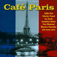 Cafe Paris — Edith Piaf