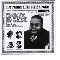 Tiny Parham & The Blues Singers — сборник