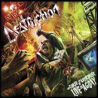 The Curse Of The Antichrist - Live In Agony — Destruction