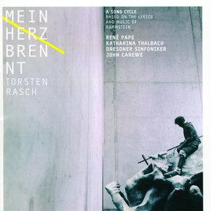 John Carewe [Conductor], Dresden Symphonic Orchestra [Orchestra], John Carewe, Dresden Symphonic Orchestra - STIMMEN AUS DEM KISSEN - VARIATIONEN ÜBER RAMMSTEIN