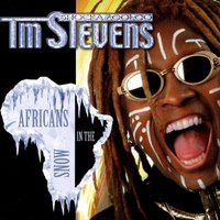 Africans in the Snow — TM Stevens