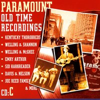 Paramount Old Time Recordings, CD C — сборник
