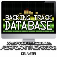 Backing Track Database - The Professionals Perform the Hits of Del Amitri — The Professionals