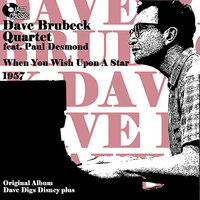 When You Wish Upon A Star — Paul Desmond, The Dave Brubeck Quartet