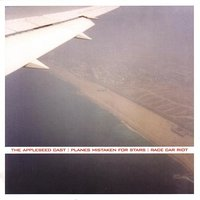 The Appleseed Cast / Planes Mistaken For Stars / Race Car Riot — The Appleseed Cast / Planes Mistaken For Stars / Race Car Riot