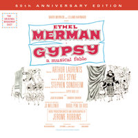 Gypsy - 50th Anniversary Edition — саундтрек