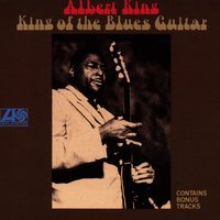 King Of The Blues Guitar — Albert King