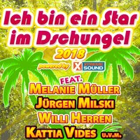 Ich bin ein Star im Dschungel 2018 Powered by Xtreme Sound — сборник