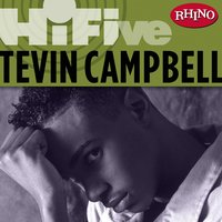 Rhino Hi-Five: Tevin Campbell — Tevin Campbell