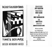 Time's Square — The Joey Goldstein Band