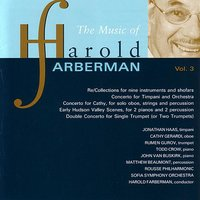 The Music of Harold Farberman, Vol. 3 — Harold Farberman, Sofia Symphony Orchestra