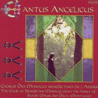 Cantus Angelicus — The Choir Of Benedictine Moniales From The Abbey Of Sainte-Marie Des Deux-Montagnes