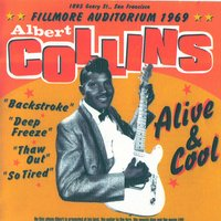 Alive and Cool — Albert Collins