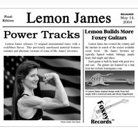 Power Tracks — Lemon James