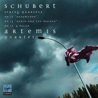 Schubert String Quartets Rosamunde Death and the Maiden Quartet in G major — Artemis Quartet, Франц Шуберт, Густав Малер