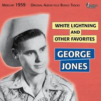 White Lightning and Other Favorites — George Jones, Virginia Spurlock