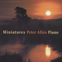 Miniatures — Peter Allen