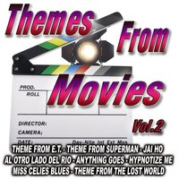 The Best Themes From Movies Vol.2 — The Royal Instrumental Orchestra