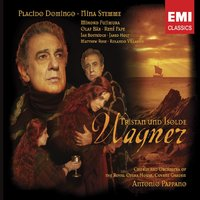 Wagner: Tristan und Isolde — Plácido Domingo, Orchestra of the Royal Opera House, Covent Garden, Antonio Pappano, Nina Stemme, Covent Garden, Orchestra Of The Royal Opera House, Рихард Вагнер