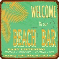 Easy Listening, Welcome to Our Beach Bar — сборник