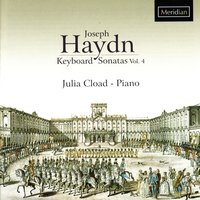 Haydn: Keyboard Sonatas, Vol. 4 — Йозеф Гайдн, Julia Cload