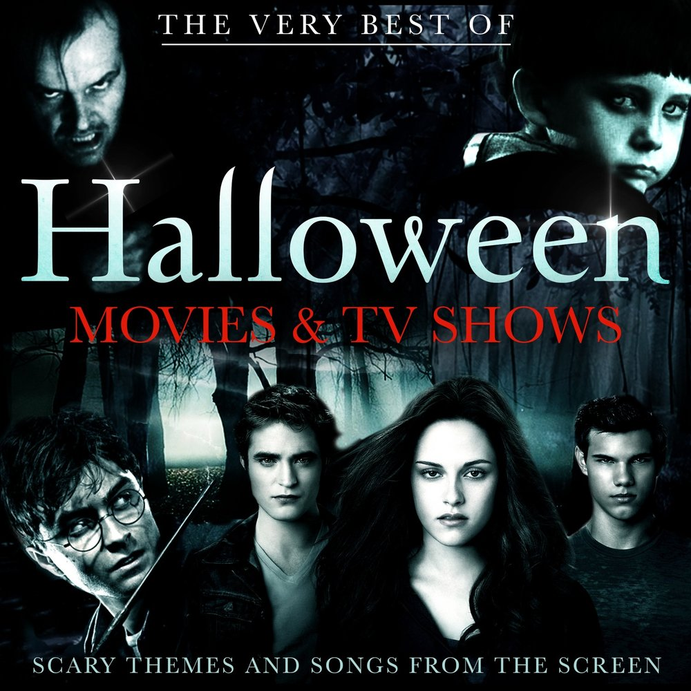 the best of halloween movie and tv shows - scary themes and songs