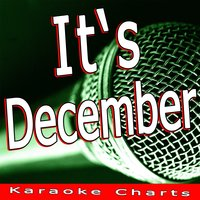 It's December (And I'll Be Missing You) — Karaoke Charts
