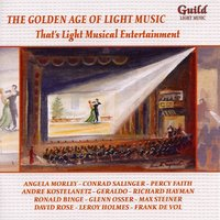 The Golden Age of Light Music: That's Light Musical Entertainment — сборник