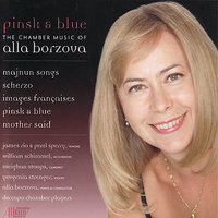Pinsk & Blue — Alla Borzova, The Da Capo Chamber Players