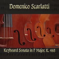 Domenico Scarlatti: Keyboard Sonata in F Major, K. 468 — The Classical Orchestra, John Pharell, Michael Saxson, Доменико Скарлатти