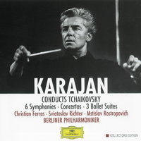 Karajan conducts Tchaikovsky — Berlin Philharmonic Orchestra, Герберт фон Караян