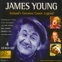 Ireland's Greatest Comic Legend — James Young