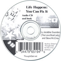 Life Happens: You Can Fix It — Jeraldine Saunders and Sydney Omarr