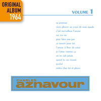 Réenregistrement, Vol. 1 — Charles Aznavour