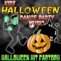 Kids Halloween Dance Party Music — Halloween Hit Factory