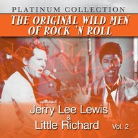 The Original Wild Men of Rock 'N Roll: Jerry Lee Lewis & Little Richard, Vol. 2 — Jerry Lee Lewis, Little Richard