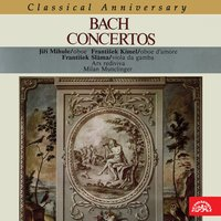 Bach: Concertos - Classical Anniversary — Ars Rediviva