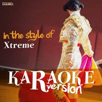 Karaoke (In the Style of Xtreme) — Ameritz Spanish Karaoke